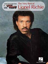 The Very Best of Lionel Richie: E-Z Play Today Volume 256