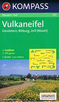 VULKANEIFEL 837 GPS KOMPASS