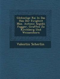 Gl¿ckselige Rai¿ In Das Hau¿ Der Ewigkeit Max. Antonii Aegidii Fugger, Graffen Zu Kirchberg Und Weissenhorn