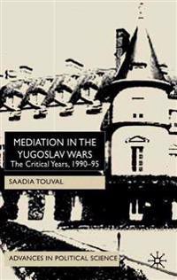Mediation in the Yugoslav Wars
