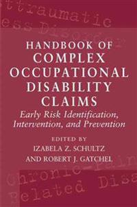 Handbook Of Complex Occupational Claims
