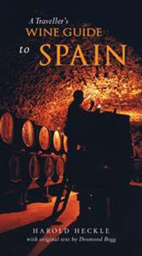 Travellers wine guide to spain