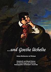 ... und Goethe lächelte