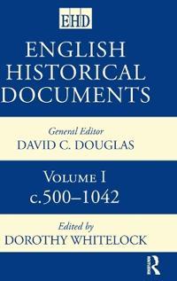 English Historical Documents 500-1041