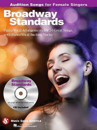Broadway Standards [With CD (Audio)]