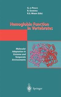 Hemoglobin Function in Vertebrates