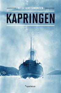 Kapringen - Helge Gert Simonsen | Inprintwriters.org
