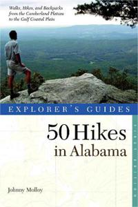 50 Hikes in Alabama