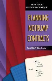 Planning In Notrump Contracts