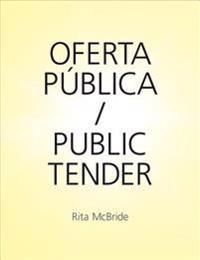 Oferta publica/ Public Tender