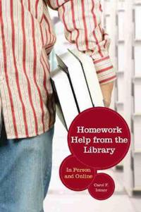 Homework Help from the Library