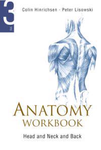 Anatomy Workbook, Head And Neck And Back