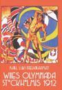 WIIES OLYMPIADA STOCKHOLMIS 1912. KARL LUKI PÄEVARAAMAT