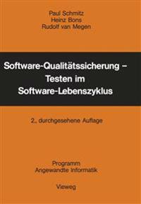 Software-Qualitätssicherung - Testen Im Software-Lebenszyklus