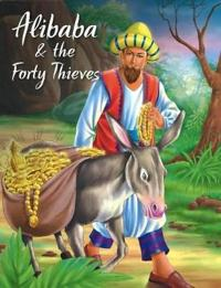 Alibaba and the forty Theives