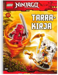 Lego Ninjago Tarrakirja