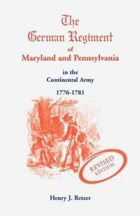 German Regiment of Maryland and Pennsylvania