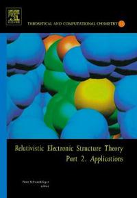 Relativistic Electronic Structure Theory