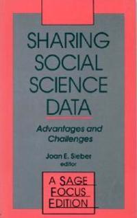 Sharing Social Science Data