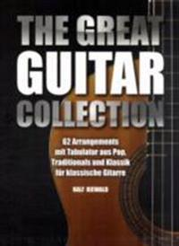 Great guitar collection