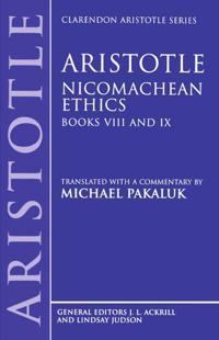 Aristotle Nicomachean Ethics
