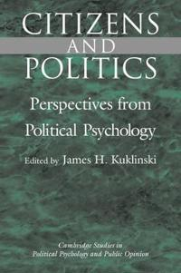 Cambridge Studies in Public Opinion and Political Psychology
