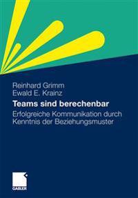 Teams Sind Berechenbar
