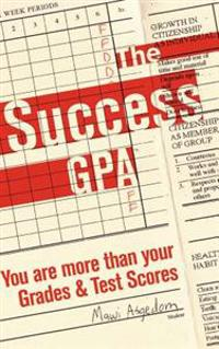 The Success Gpa: You Are More Than Your Grades and Test Scores