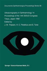 Ultrasonography in Ophthalmology 14
