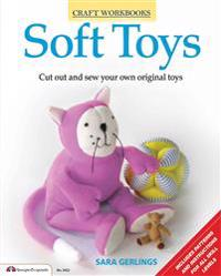 Soft Toys: Cut Out and Sew Your Own Original Toys