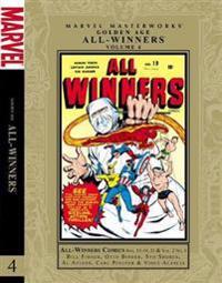Marvel Masterworks Presents Golden Age All-winners 4