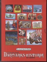 Ill. Danmarks-Historie for Folket 1-3