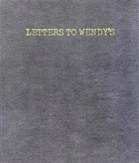 Letters to Wendy's