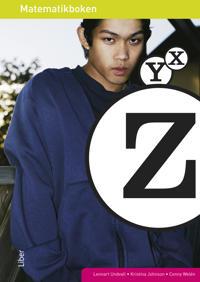 Matematikboken Z