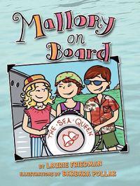 #7 Mallory on Board