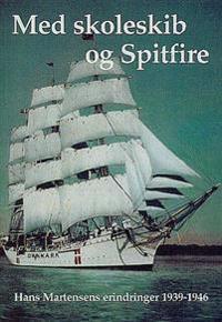 Med skoleskib og Spitfire