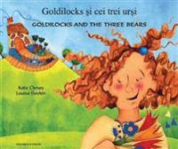 Goldilocksthe Three Bears in RomanianEnglish
