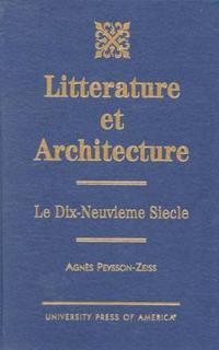 Litterature Et Architecture