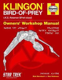Klingon bird-of-prey owners workshop manual