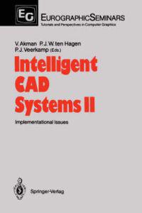 Intelligent CAD Systems II