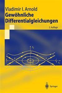 Gew hnliche Differentialgleichungen