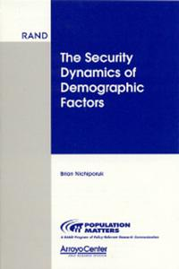 The Security Dynamics of Demographic Factors