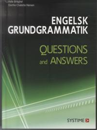 Engelsk grundgrammatik