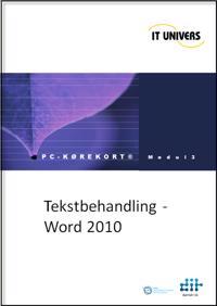 Tekstbehandling, Word 2010