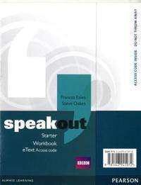 Speakout Starter Workbook eText Access Card