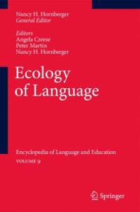 Ecology of Language