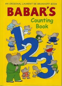 Babar's Counting Book (Anniversary Edition)