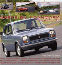Årets bil i Danmark gennem 40 år
