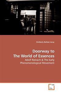 Doorway to the World of Essences