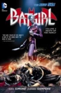 Batgirl Vol. 3 Death Of The Family (The New 52)